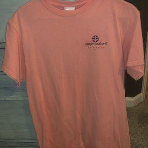 NWOT size medium simply southern shirt